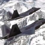 抗衡俄國勢力 美軍最強戰機F-22將進駐歐洲