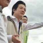 賴神重回台南市議會 聲明掃除黑金已見曙光