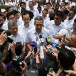 新加坡國會選舉開戰 料選情激烈