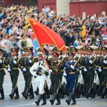 中國首次非國慶日閱兵 針對「對歷史不認帳的軍國主義分子」