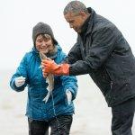 首位美在任總統踏進北極圈 歐巴馬訪阿拉斯加
