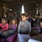 「失學女童是男童人數兩倍」,世展會呼籲資助女童接受教育