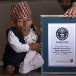 身高54.6公分 世界最袖珍男性3日過世