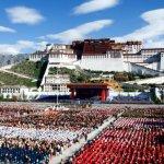 慶祝西藏自治區成立50年大會 中國政協主席俞正聲出席
