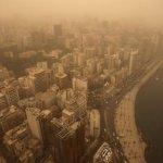 沙塵暴襲捲中東 至少8死、數千人送醫