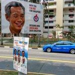 激烈競選活動落幕 新加坡靜待選舉結果