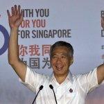 新加坡國會大選結果揭曉 執政黨意外壓倒勝
