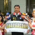 新北選情》柱下朱上 張慶忠:民意反應非常非常好