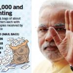 一句話惹怒敵營支持者 印度總理收到一堆指甲與毛髮