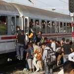 擋不住數千移民潮 克羅埃西亞關閉邊界
