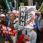 違憲爭議聲中 日本國會通過安保法案 正式解禁集體自衛權