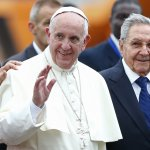 教宗訪問古巴 呼籲給天主教徒更多自由