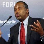 2016美國總統大選》共和黨參選人卡森:穆斯林不配當美國總統