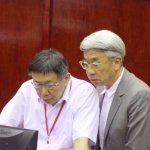 倪重華:市長不會開除人 今被柯文哲打臉