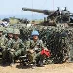 新版《104年國防報告書》附贈漫畫版、台海戰爭兵棋遊戲