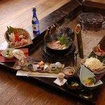 6間日本古民家拿手料理!飛驒牛、箱根嫩雞、自釀酒傳統美食超享受