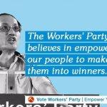 鄺健銘觀點:Empower your future ──從新加坡一句競選口號思考政治哲學