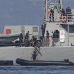歐洲難民潮》歐盟出動軍艦 打擊地中海人蛇集團