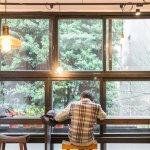 居高臨下的窗景令人心醉!五家藏在二樓的好咖啡