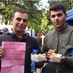 觀點投書:我在布魯塞爾難民營,想家