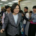 發展氫能源 蔡英文:台灣條件好 歸入發展藍圖