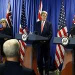美國澳大利亞就南海巡邏與合作舉行磋商