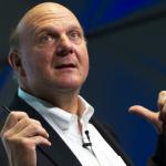 微軟前CEO鮑爾默收購推特4%股份 可能加入董事會