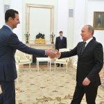 阿塞德意外現身俄羅斯 攪亂美國的敘利亞佈局