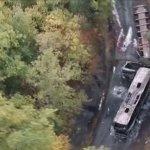 法國33年來最嚴重車禍 巴士卡車相撞奪43命