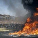 南非學生衝國會》政府讓步 總統朱瑪承諾不調漲學費