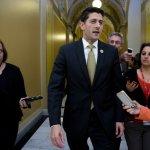 美國眾院新議長》預算專家萊恩展決心 就任後首重財政及醫療健保