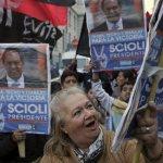 無人得票過45%門檻 阿根廷總統大選進入第二輪