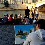 「只要把蒙娜麗莎畫好,大家就會跟我當朋友!」在巴黎的亞斯伯格臺灣天才畫家