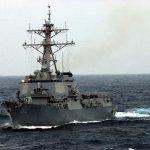 美軍驅逐艦駛近南海諸島 中國外交部長警告:不要無事生非
