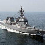 無視中國抗議 日本自衛隊軍艦開赴南海演習