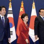 韓中日領導人會議落幕 宣示加速談判3國自由貿易協定