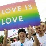 BBC特稿:當同志大遊行的彩虹旗在台北飄揚