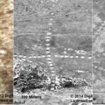面積大到必須空拍!NASA揭密哈薩克8千年神秘圖騰