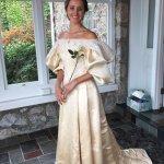 穿上曾曾曾...祖母的婚紗出嫁!嫁出11人、流傳120年的愛與祝福