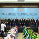 東協國防部長會議》中美南海爭議相持不下 聯合聲明告吹