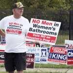 「不許男人進女廁!」休士頓公投廢除反歧視法令