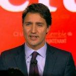 加拿大新總理賈斯汀.杜魯道宣誓就職