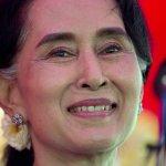 緬甸大選》軍方奧步粉碎總統夢 翁山蘇姬放話:勝選後將凌駕總統