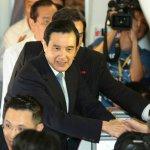 馬習會》馬總統飛抵新加坡 星國只派國會議員、外交部副司長接機