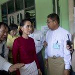 緬甸大選》全民盟選情難料 翁山蘇姬欽點「代理」總統