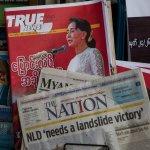 緬甸大選》投票結果遲遲不公布 翁山蘇姬發言人:軍政府輸不起
