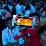 緬甸大選》翁山蘇姬連任國會席次 邀軍政府參與「國家和解」會議