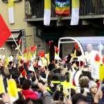 教宗訪意華人聚居小鎮 呼籲關注被剝削勞工