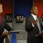 共和黨參選人辯論》川普、卡森自曝其短 傑布.布希力挽狂瀾
