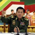 緬甸軍方總司令祝賀民盟贏得多數議席